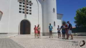 igreja de palhais