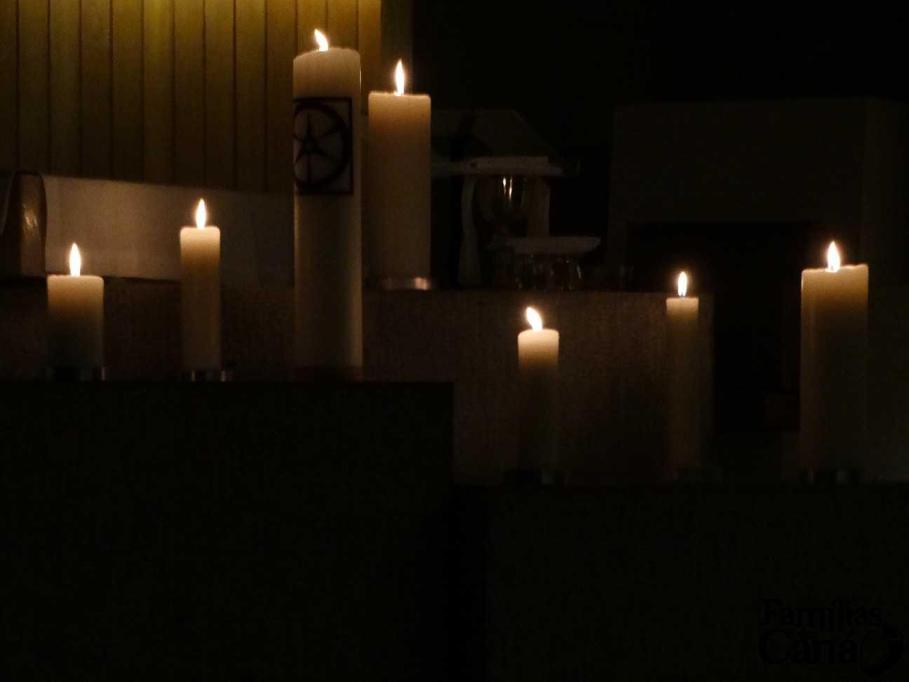 A Páscoa, o Tríduo e o martírio