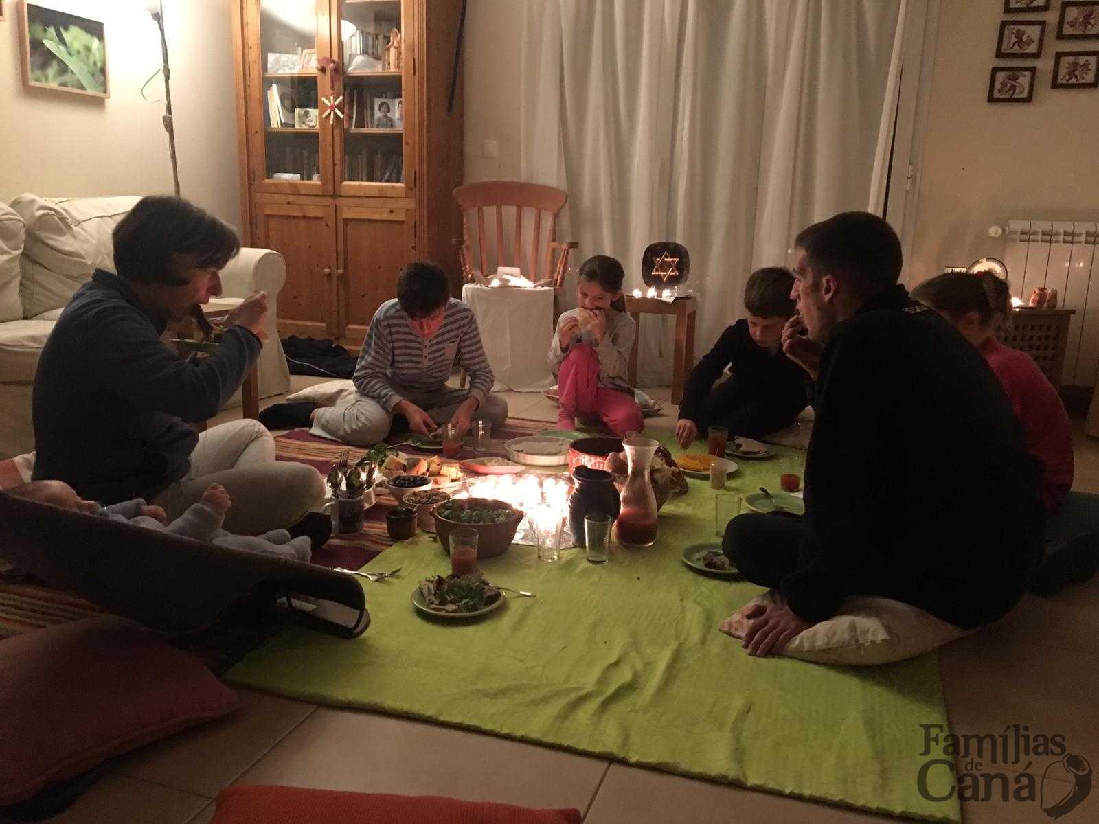 Jantar bíblico