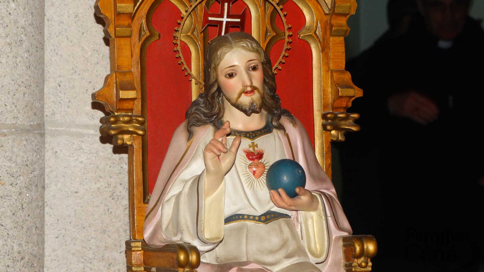 Solenidade de Cristo Rei do Universo, ano C