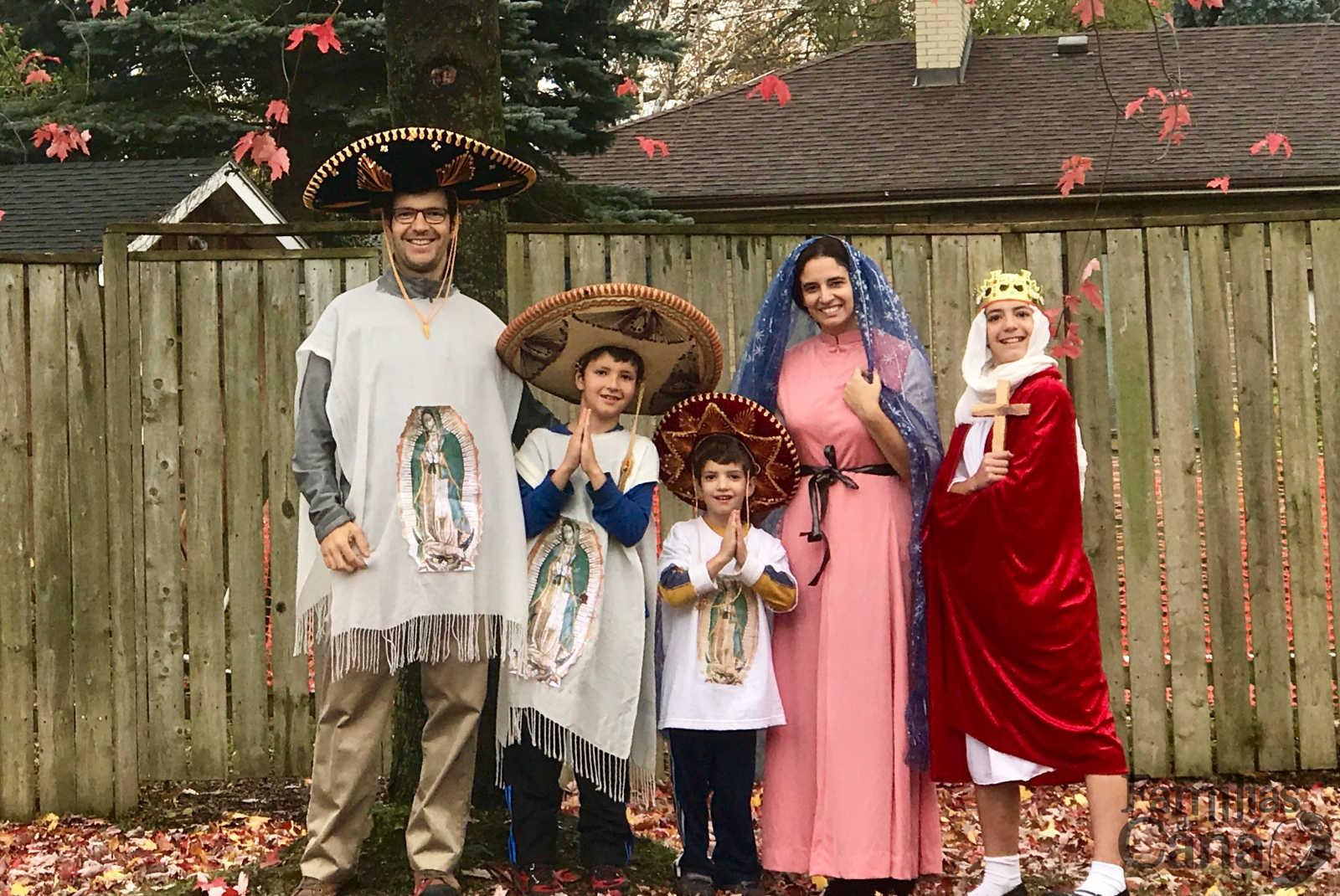 A importância das tradições em família