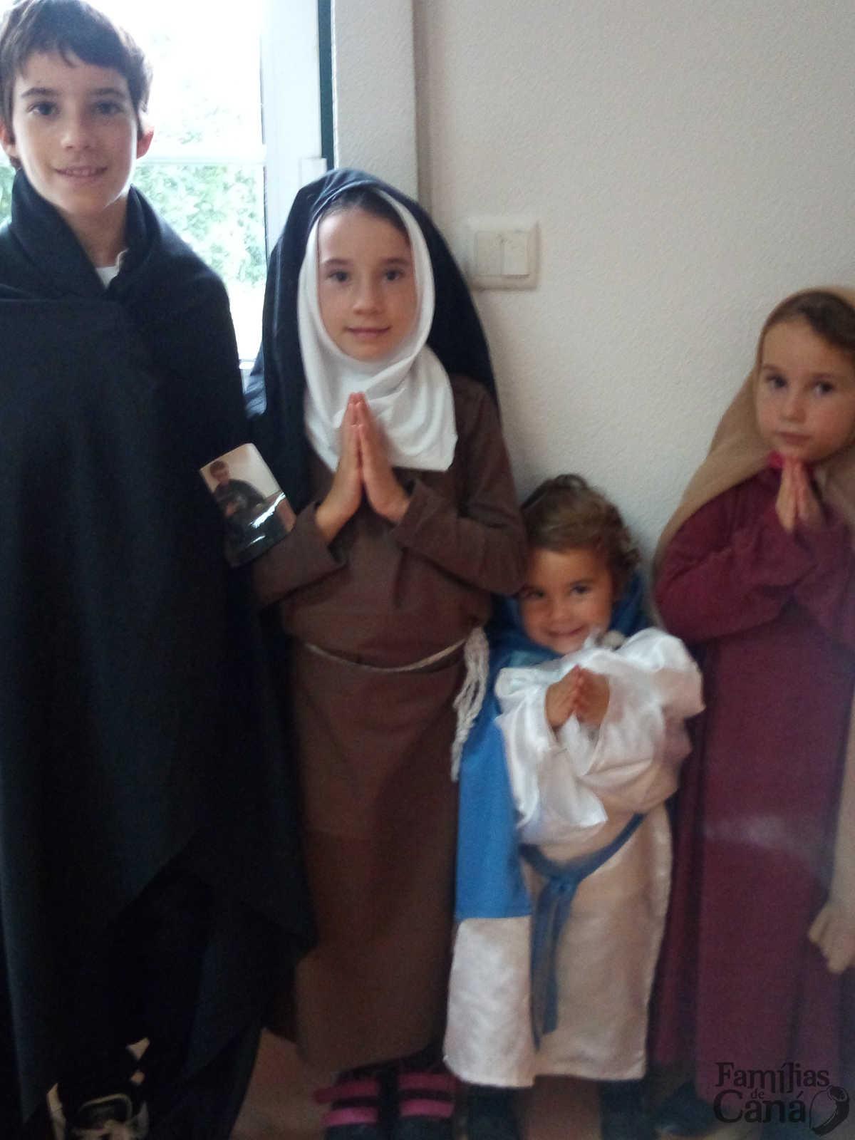 Falar de santidade e o Dia de Todos os Santos