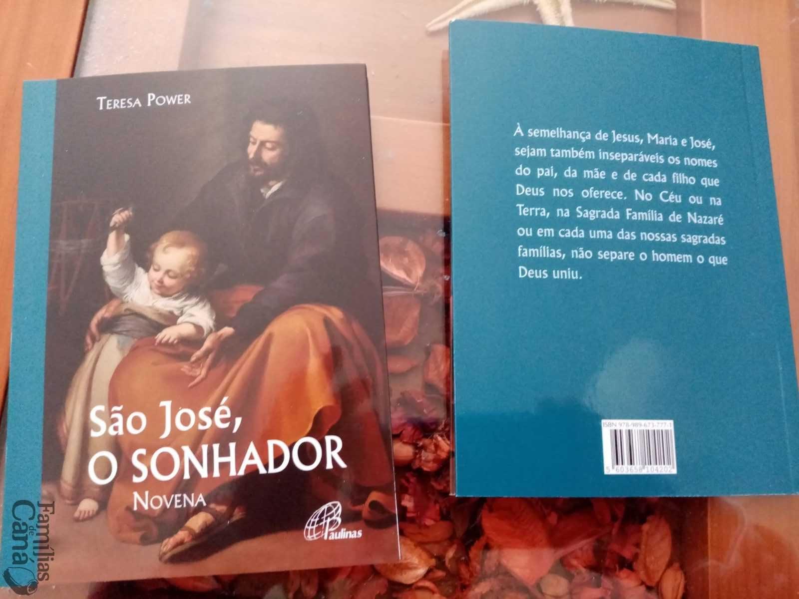 Novidades: S. José, o Sonhador